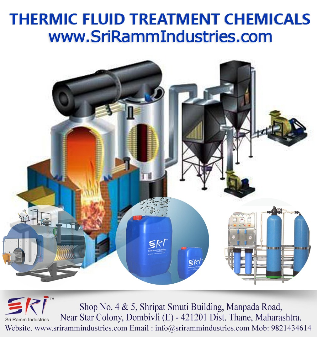 Thermic Fluid Treatment Chemicals